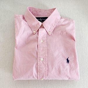 Ralph Lauren Men's Custom Fit Oxford Shirt